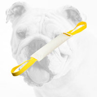 Fire Hose Bulldog Bite Tug with two Strong Handles