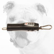 New Fantastic Antipulling Device for Bulldog Breeds