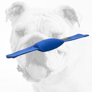 French Linen Bulldog Bite Pad for Schutzhund Training