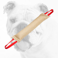 Top Quality Huge Training Jute Bulldog Bite Tug