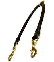 Double Dog Leash Coupler for two dogs-Bulldog LEADS