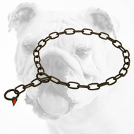 Stylish Black Stainless Steel Bulldog Fur Saver