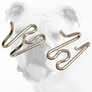 High Quality Herm Sprenger Stainless Steel Links for Bulldog Pinch Collar