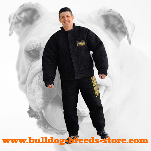 Protection Training Dog Bite Suit