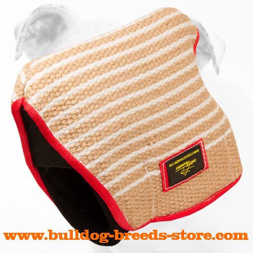 Premium Quality Training Jute Bulldog Bite Builder