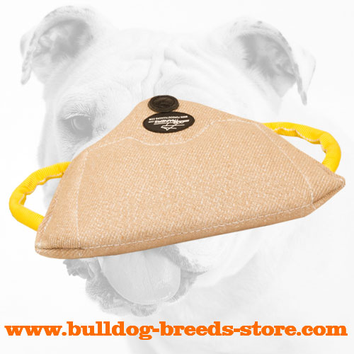 Bulldog Bite Builder with Inside Handle