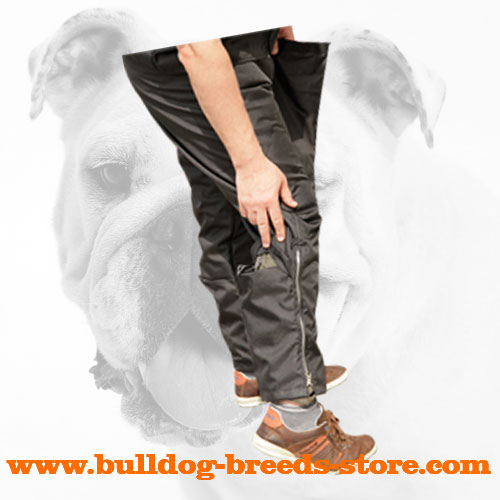 Lightweight Protection Training Nylon Scratch Pants
