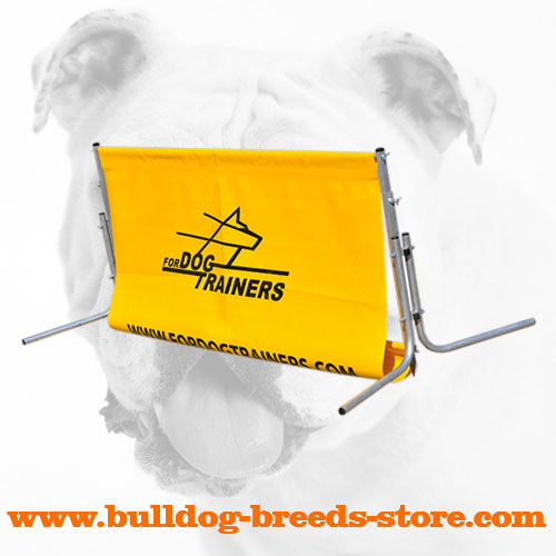 Polymer Bulldog Barrier for Bulldog Schutzhund Training