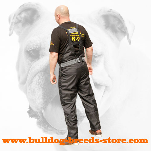 High Quality Nylon Scratch Pants