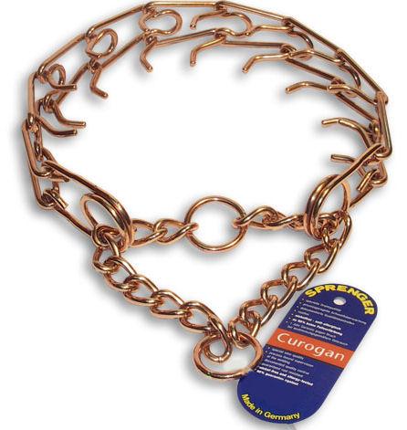 prong dog collar- pinch collar-curogan collar