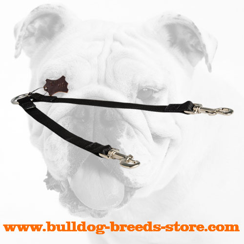 Strong Walking Nylon Bulldog Coupler