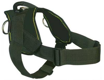 nylon dog harness
