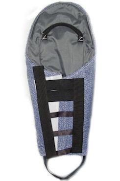 Best Leg Bite Sleeve - Training Leg Sleeve With Bite Bar